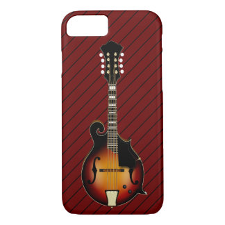 Mandolin Mustard iPhone 7 Case