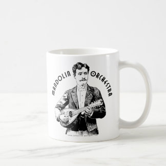 Mandolin Orchestra Coffee Mugs