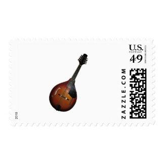Mandolin Picker Stamp