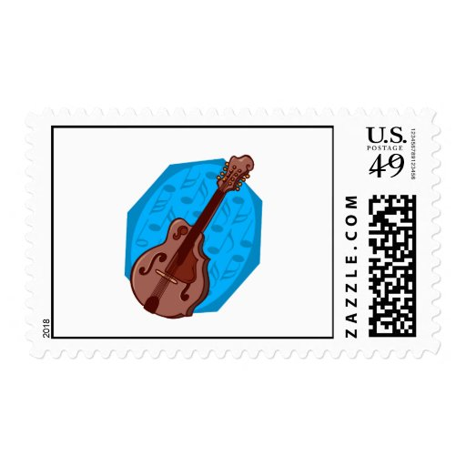 Mandolin Postage