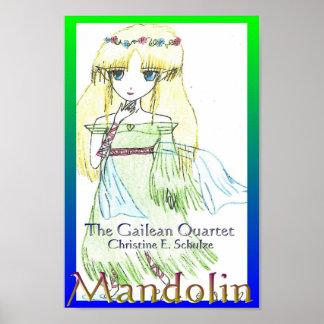 Mandolin Poster