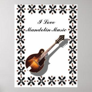 MANDOLIN-POSTER