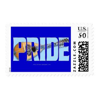 Mandolin Pride (Bowlback) Postage