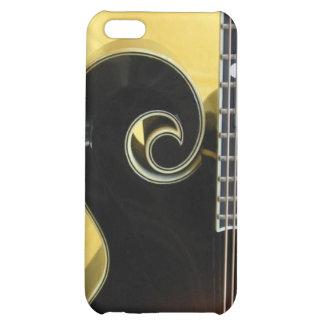 Mandolin Scroll 4 case Cover For iPhone 5C