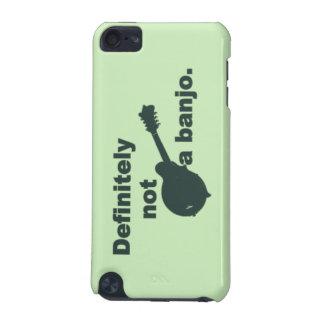 Mandolina -- Definitivamente no un banjo Funda Para iPod Touch 5G