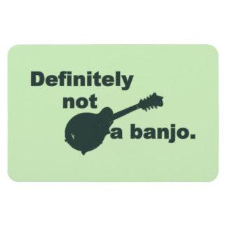 Mandolina -- Definitivamente no un banjo Imanes