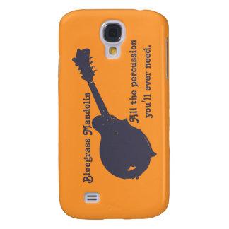 Mandolina del Bluegrass - toda la percusión que us Funda Para Galaxy S4