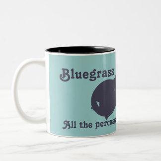 Mandolina del Bluegrass - toda la percusión que us Taza De Café
