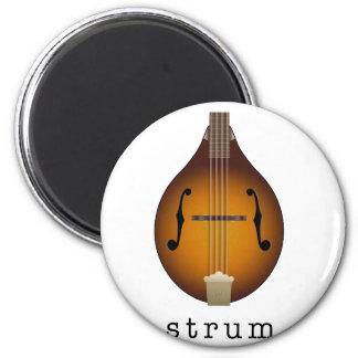 mandolina imán redondo 5 cm