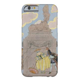 """Mandoline, ejemplo para los """"Fetes Galantes"""" por Funda Para iPhone 6 Barely There"""