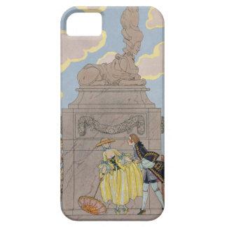 """Mandoline, ejemplo para los """"Fetes Galantes"""" por iPhone 5 Carcasa"""
