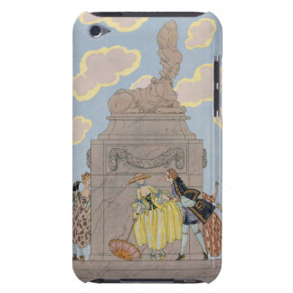 Mandoline, illustration for 'Fetes Galantes' by Pa iPod Touch Case-Mate Case
