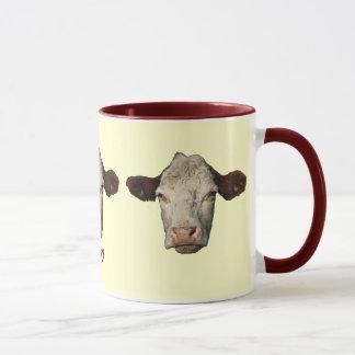 Mandón la vaca