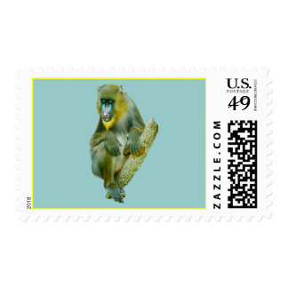 Mandrill Picture Gifts Postage