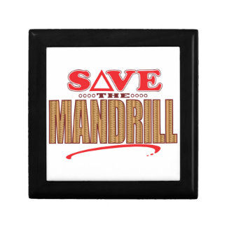 Mandrill Save Keepsake Box