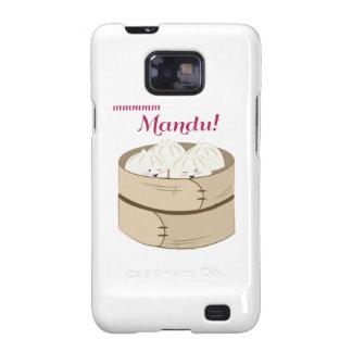 ¡Mandu! Samsung Galaxy S2 Carcasa