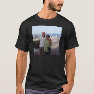 Mandy and John Wedding souvenirs T-Shirt