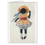 Mandy Black African American Doll Vintage Photo Cards