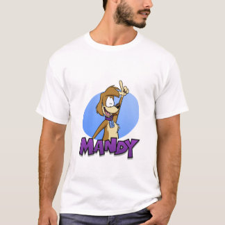 Mandy logo shirt