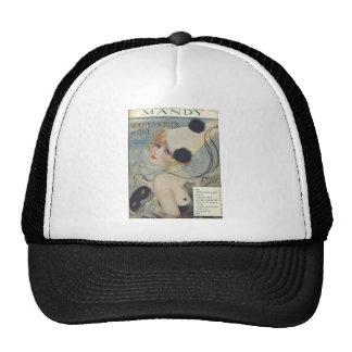 mandy sheet music trucker hat