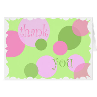 Mandy Thank You Card