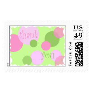 Mandy Thank You Stamp