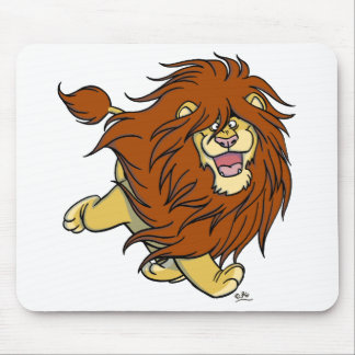 Mane Attraction: Hair in Movement mousepad