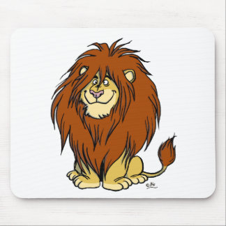 Mane Attraction mousepad
