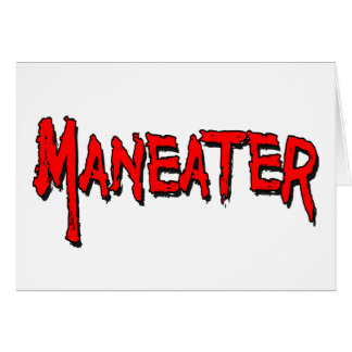 Maneater Cards