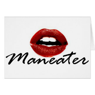 Maneater Card
