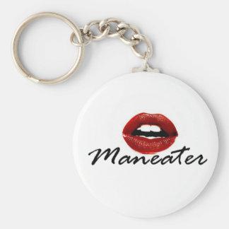 Maneater Keychain