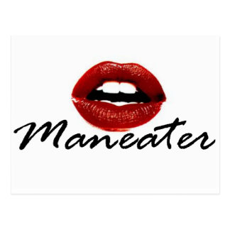 Maneater Postcards