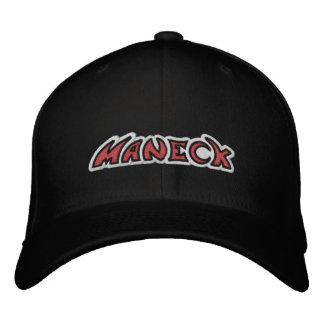 Maneck - casquillo cabido maneckband.com bordado gorra de beisbol bordada
