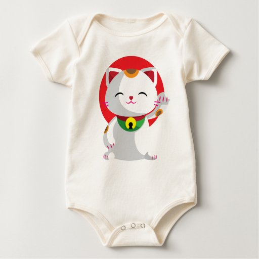 Maneki Neko Body Para Bebé