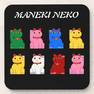 maneki neko coaster