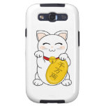 Maneki Neko - gato de la buena fortuna Galaxy SIII Protector