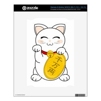 Maneki Neko - gato de la buena fortuna Skins Para elNOOK
