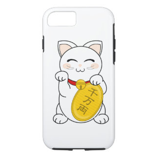 Maneki Neko - Good Fortune Cat iPhone 8/7 Case