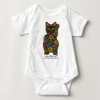 Maneki Neko Infant T-Shirt