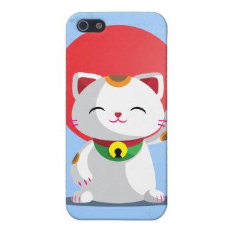Maneki Neko iPhone 5 Funda