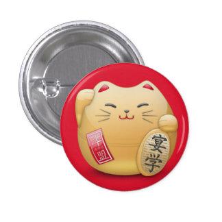 maneki-neko Japanese Chat swipes in Button