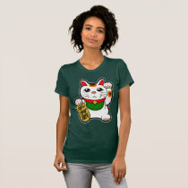 Maneki Neko: Japanese Lucky Cat T-Shirt
