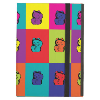 Maneki Neko Kitty Pop Art Case For iPad Air