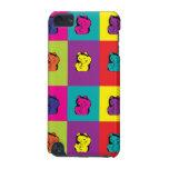 Maneki Neko Kitty Pop Art iPod Touch 5G Cases