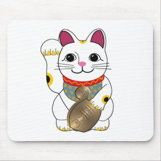Maneki Neko Mouse Pad