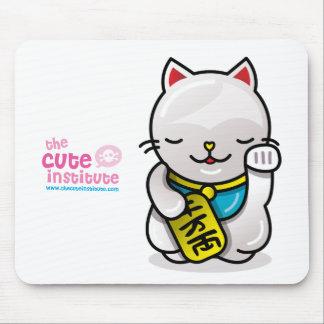 maneki neko (NEW!) Mouse Pad