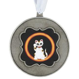 Maneki Neko Ornament