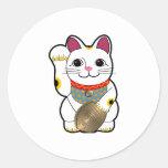 Maneki Neko Stickers