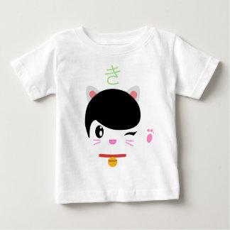 Maneki neko the cute japanese lucky cat baby T-Shirt