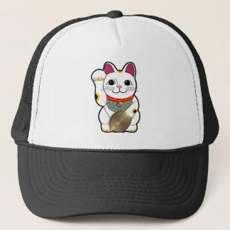 Maneki Neko Trucker Hat